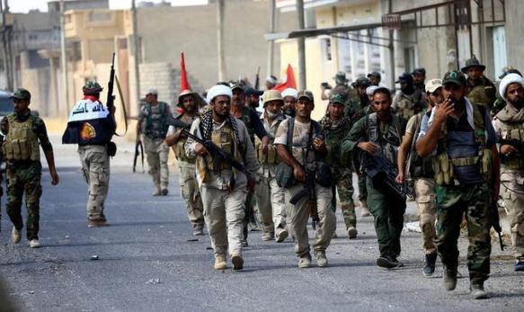 القوات العراقية تستعيد آخر بلدة تحت سيطرة الدولة الإسلامية