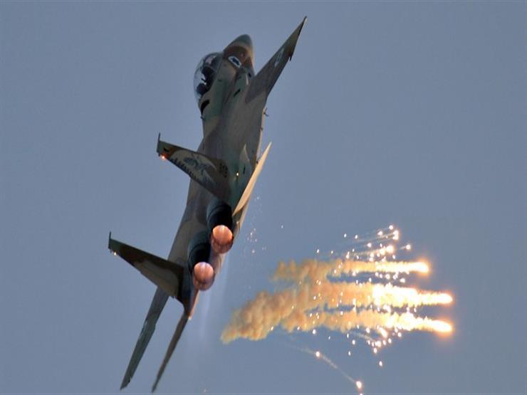 طائرات الاحتلال الإسرائيلي تقصف عدة أهداف فى قطاع غزة