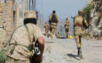 مقتل عشر قيادات ميدانية من مليشيا الحوثي في معارك بالبيضاء 