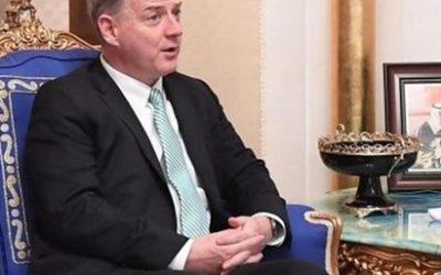 القائم بأعمال السفارة الأمريكية في الرياض: زيارة ولي العهد تعزيز للعلاقات القوية بين المملكة وأمريكا