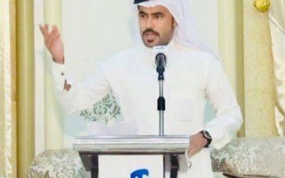 """الشاعر خالد بن سعود يحتفل بزفافه على كريمة الشيخ """"المشيطي"""""""