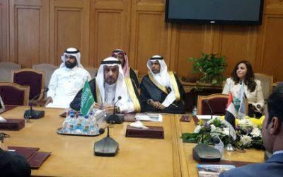 انتخاب المملكة رئيساً للمكتب التنفيذي لمجلس وزراء العرب المعنيين بشؤون الأرصاد والمناخ