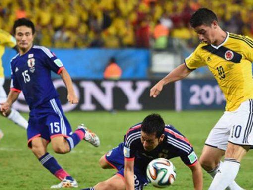 منتخب اليابان يفوز على كولومبيا بهدفين مقابل هدف
