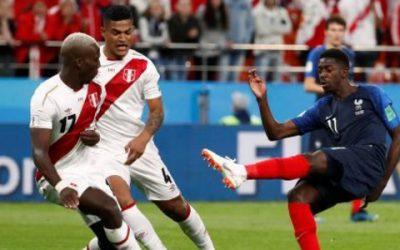 كأس العالم 2018.. فرنسا تفوز على البيرو بهدف وحيد