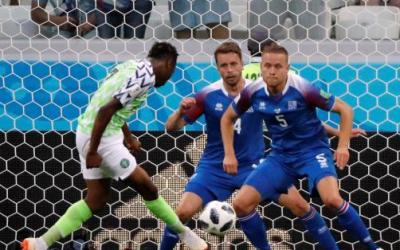 كأس العالم 2018 .. نيجيريا تتغلب على ايسلندا بهدفين