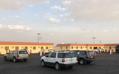 بلدية الوديعة تنتهى من تنفيذ مبنى استراحة الحجاج والمعتمرين