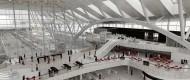 تدشين مبنى صالة المرحلين والرحلات الطارئة بمطار الملك عبدالعزيز