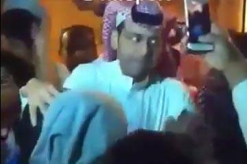"""نائب رئيس الهلال ينفي ماتم تداوله في الفيديو الشهير """" اللي ماهو هلالي العنوا والديه """""""