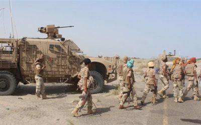 الجيش اليمنى يحرز تقدمًا ميدانيًا جديدًا في مديرية نهم شرقي صنعاء