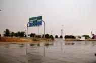 هطول أمطار على محافظات منطقة الرياض