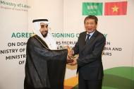 السعودية توقع الاتفاقية الخامسة لتنظيم استقدام العمالة المنزلية مع فيتنام