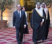 دبلوماسيون سعوديون يرحبون بزيارة سمو ولي العهد إلى فرنسا