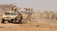 استشهاد ثلاثة أفراد من القوة الإماراتية المشاركة في التحالف وفرد من القوة السعودية