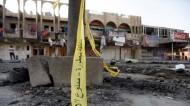 مقتل خمسة وإصابة 15آخرين فى تفجير سيارة مفخخة شمال العراق