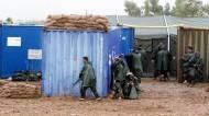 """احباط هجوم كيمياوي جديد لـ """"داعش"""" على البيشمركة في العراق"""