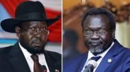 تعيين نائب لرئيس جنوب السودان بدلا من مشار
