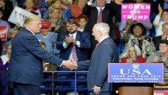 ترامب يرشح رسميا الجنرال ماتيس رئيسا للبنتاغون