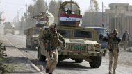 الجيش العراقى يستعيد حيين في ساحل الموصل الشرقى