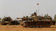 تركيا تبدى استعدادها لدعم التحالف الدولي في عملية تحرير الرقة