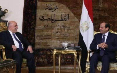مصر تؤكد دعمها لوحدة أراضي العراق
