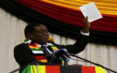 انفجار في أحد الملاعب بزيمبابوي خلال خطاب للرئيس ايمرسون
