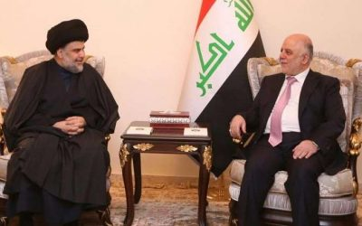 رئيس الوزراء العراقى يعلن تشكيل تحالف بين ائتلافي النصر وسائرون