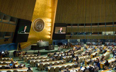 المملكة تعرب عن أسفها لاستناد مقرري الأمم المتحدة على الصحف الصفراء لتكون مرجعا يستمدون منه المعلومات