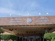 مستشفى محايل يستقبل 160 حالة بسبب موجة الغبار التي تشهدها المحافظة