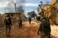 المعارضه السورية تطلق هجوما واسعا لفك الحصار عن شرق حلب