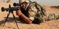 القوات العراقية تنشر قناصة لمحاربة داعش غرب الموصل