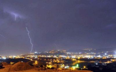 مدني الباحة يحذر من هطول أمطار رعدية
