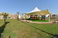 """أمين جدة يفتتح حديقة حي """"طيبة 2″ على مساحة (8923) متراً مربعاً"""