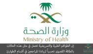 أكثر من 6655 مراجع لطوارئ 8 مستشفيات خلال يومين في الشرقية