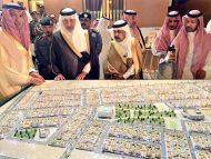 أمير مكة يدشن مشروع الإسكان بمحافظة القنفذة