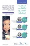 """""""تطوير"""" تطلق محاضرات إلكترونية للتوعية بأهمية تربية وتعليم طفل الحضانة"""