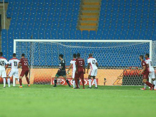 الفيصلى يفوز على الرائد بثلاثة أهداف مقابل هدفين