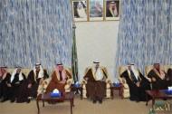 محافظ الأحساء يستقبل المبايعين للقيادة والمعزين في وفاة الملك عبدالله -رحمه الله-