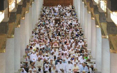 الشيخ البعيجان : في شعبان يكرم الله المؤمنين، ويغفر للموحدين، والصوم من أفضل القربات