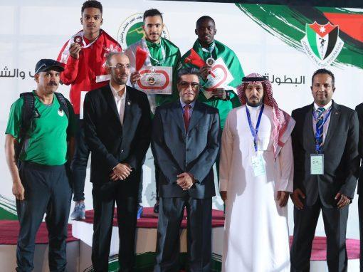 """العداء """"عبده مرزوق"""" يتأهل لبطولة العالم للقوى للشباب"""