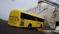 ميناء جدة : استقبلنا 922 حافلة مدرسية على 3 شحنات