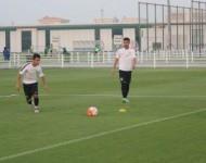 الأخضر الأولمبي يخوض مباراته الثانية غداً أمام منتخب البحرين