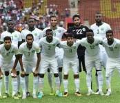 لاعبو المنتخب السعودي الأول لكرة القدم يواصلون استعداداتهم لمواجهة استراليا والإمارات
