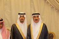 بريكان البريكان يحتفل بزواجة في الرياض