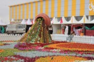 تمديد مهرجان الورد الطائفي لليوم الـ 14 من الشهر الجاري