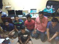 شرطة الرياض تضبط وافدين تخصصوا فى سرقة رصيد شحن شركات الاتصالات