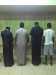 شرطة الرياض تقبض على تشكيل عصابي تورط بارتكاب (85) جريمة سرقة وسلب