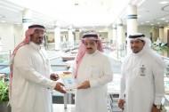 افتتاح معرض الكتاب المستعمل بمقر المكتبة المركزية فى جامعة الملك فيصل