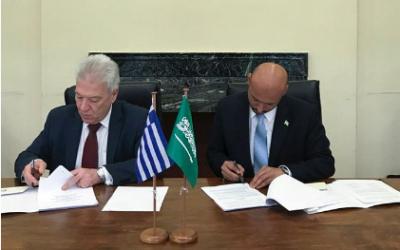 """""""الطيران المدني"""" تحدث اتفاقية الخدمات الجوية مع اليونان وتوقع مذكرة تفاهم مع قبرص"""