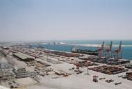رئيس الموانئ يشرف على بدء تشغيل محطة الحاويات الثانية بميناء الدمام