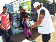 """الحملة الوطنية السعودية تستكمل تنفيذ برنامجها الرمضاني """"ولك مثل أجره 5"""" في الداخل السوري والأردن وتركيا ولبنان"""